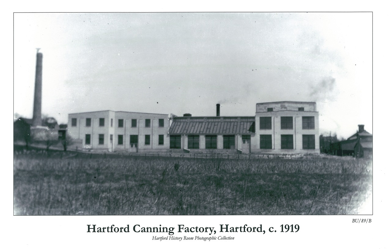 Hartford Canning Factory